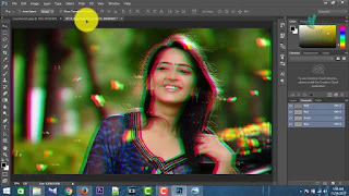 Photoshop Tutorial: How to Make a 3D Photo Effect