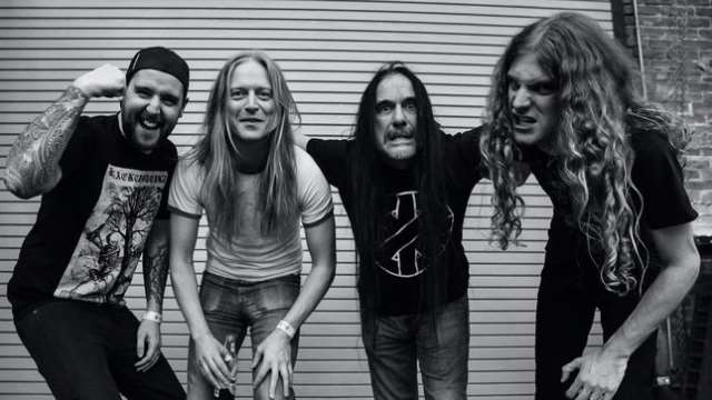 "CARCASS: Ακούστε το νέο single ""Under The Scalpel Blade"""