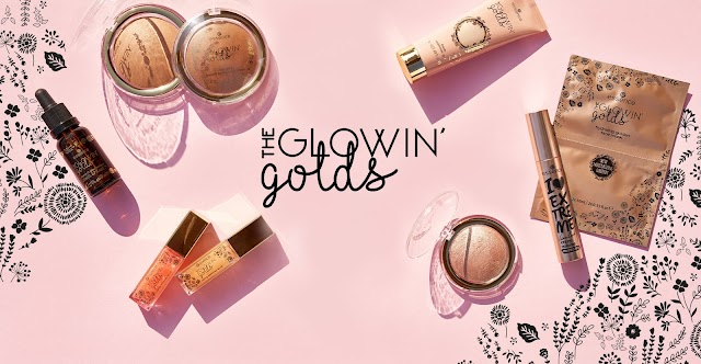 Essence Trend Edition The Glowin 'golds