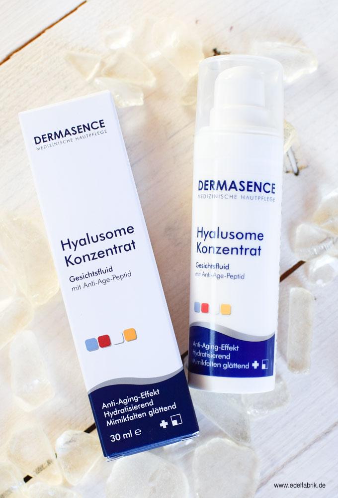 wie gut wirken die Produkte von Dermasence
