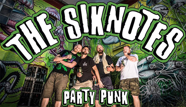 """The Siknotes release video for new song """"Drunk & Dischorderly"""""""
