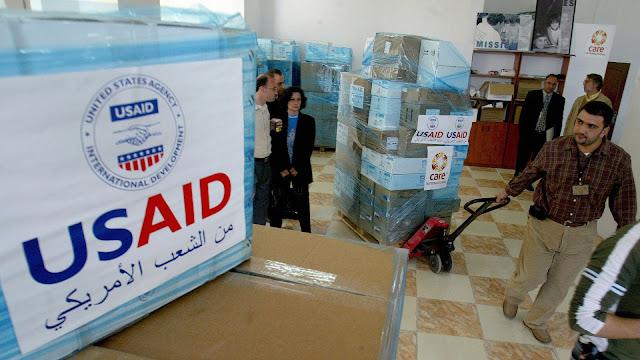 Hoa Kỳ viện trợ tái thiết Palestine