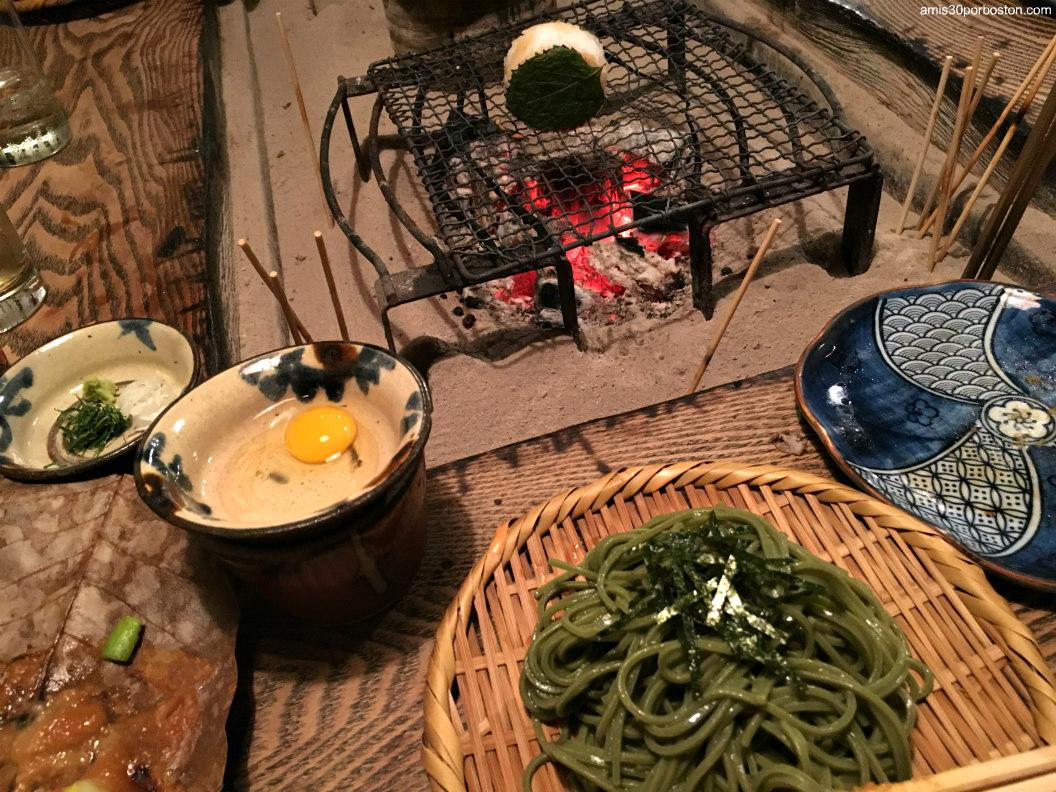 Izakaya Tradicional en Tokio