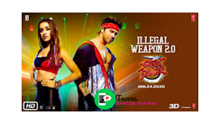 Illegal Weapon 20 Whatsapp Status Street Dancer 3d