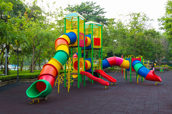 ASTM F1487-17 Standard Specification Playground Public