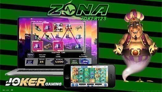 Link Alternatif Login Slot Joker123 Gaming Terpercaya