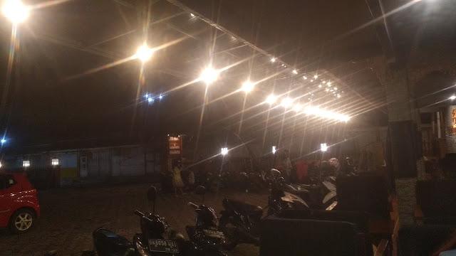 Cafe Hordja Pematang Siantar, Mandilou Parkodei