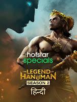 The Legend of Hanuman Season 2 Complete [Hindi-DD5.1] 720p HDRip