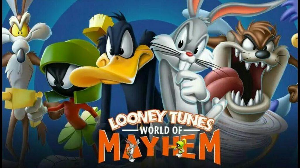 تحميل لعبة looney tunes world of mayhem