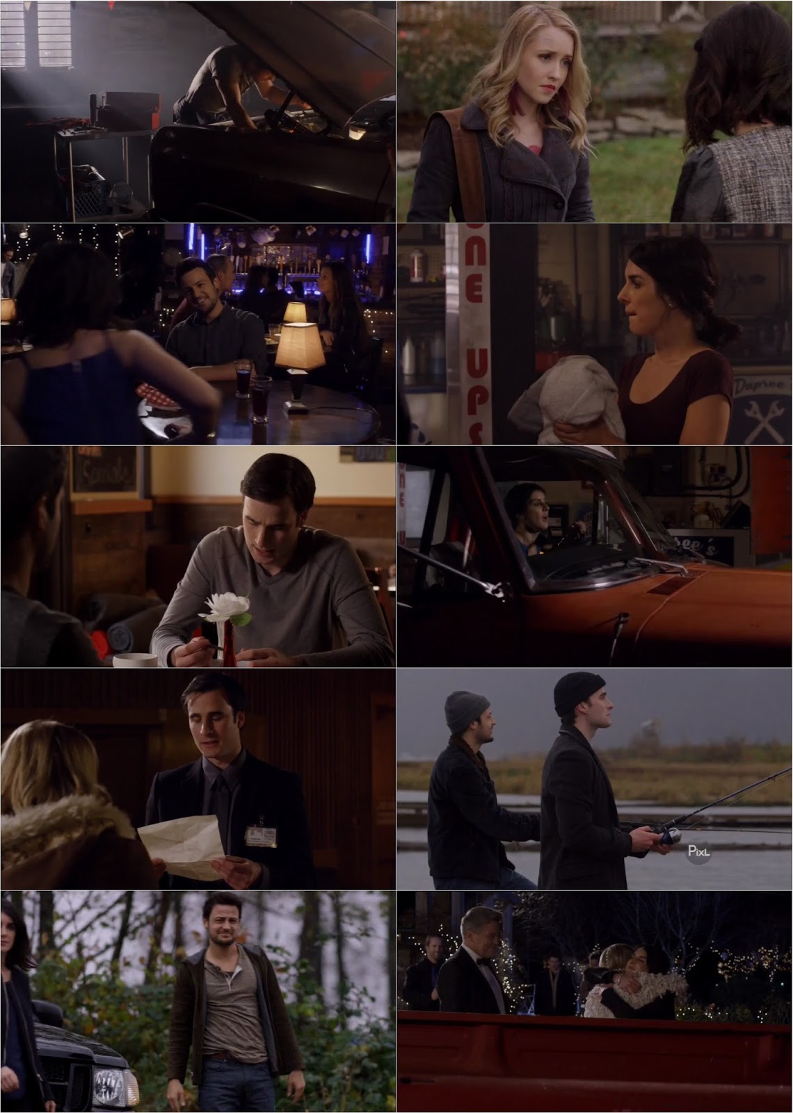 The Mechanics of Love Movie Screenshot