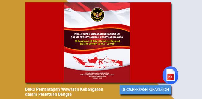 Buku Pemantapan Wawasan Kebangsaan dalam Persatuan Bangsa