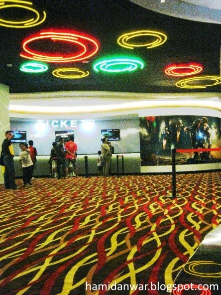 Beyond The Traveling Platinum Cineplex Magelang Kembalinya Bioskop