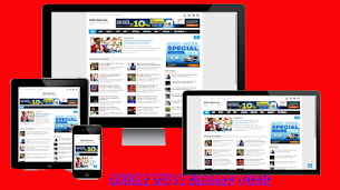 Google Seo V2 Premium Blogger Theme Responsive - Responsive Blogger Template