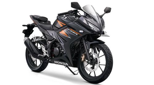 New Honda CBR150R Matte Black ini dibandrol dengan harga yang relatif terjangkau oleh masyarakat Indonesia.  Foto dari PT Astra Honda Motor