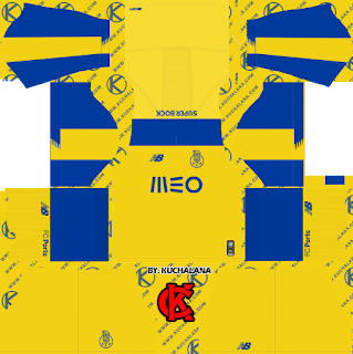 FC Porto 2019/2020 Kit - Dream League Soccer Kits