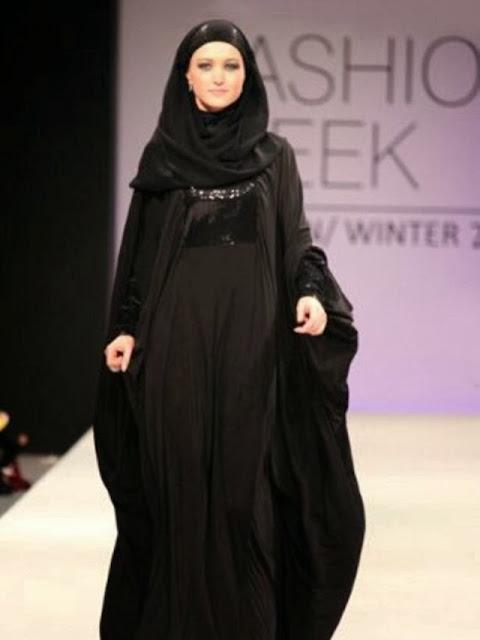 عبايات عربية خليجية بالحجاب