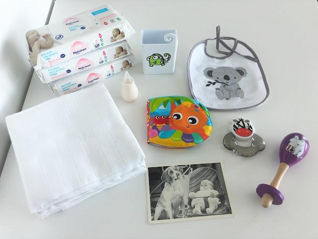 Babyshower lahjoja