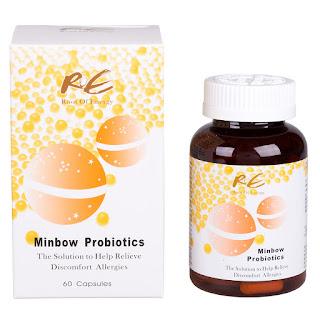 益生菌品牌,比菲德氏菌,乳酸球菌,敏寶乳酸益生菌,Minbow probiotics,Nature Pure