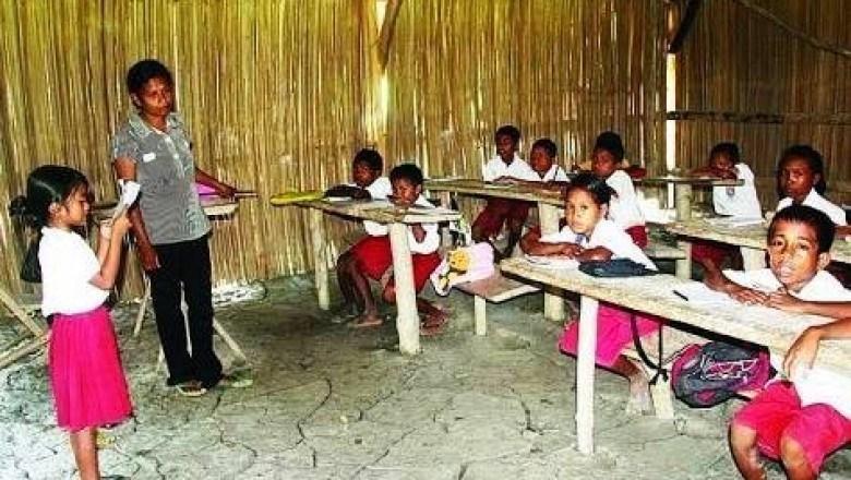 Pendidikan di Indonesia Yang Belum Merata
