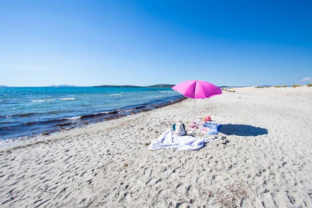 Spiaggia di Is Arenas biancas