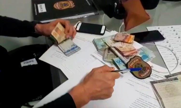 Operação desarticula quadrilha que contrabandeava cigarros paraguaios para o Brasil