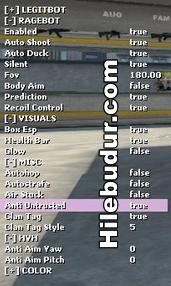 Counter Strike GO PastedGlitch Aim,Autoshot,ESP Hile 19.07.2017