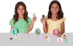 Питомцы Cry Babies Magic Tears Pets в разноцветных мини-домиках с сюрпризами