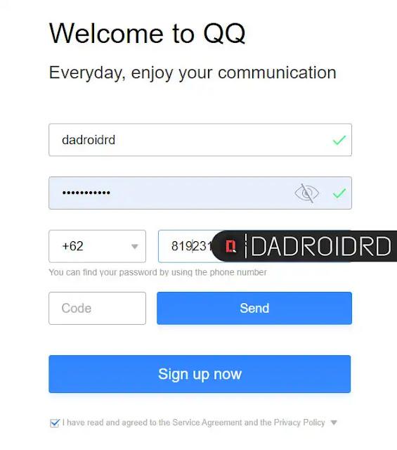 Cara membuat Akun QQ terbaru, Atasi Server Busy Tencent QQ, Daftar Akun QQ, Mengatasi gagal daftar Akun QQ, Trik cara daftar Akun QQ, Cara gar berhasil membuat Akun QQ, Tencent QQ Account, Membuat akun di QQ, Cara agar bisa mendapatkan Akun QQ, Solusi Registrasi Akun QQ Error, Fix QQ Account Register Server Busy, Atasi Server Busy pembuatan Akun QQ, Daftar Akun QQ Work 100%