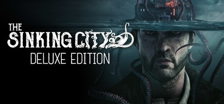 The Sinking City Deluxe Edition-DARKSiDERS