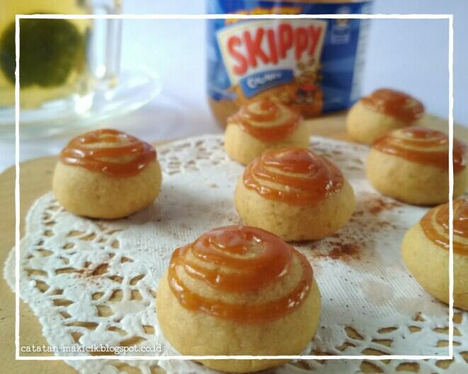 SKIPPY Karamel Cookies, Camilan YIPPEE di semua Suasana