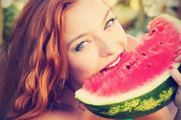 Αδυνατίστε τρώγοντας καρπούζι
