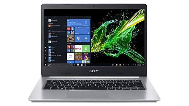 Acer Aspire 5 A514-52G laptop for engineering students.