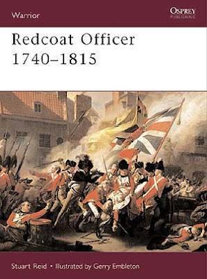 Redcoat Officer
