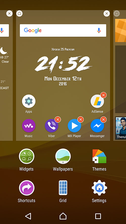 Xperia Home 10.2.A.2.10beta