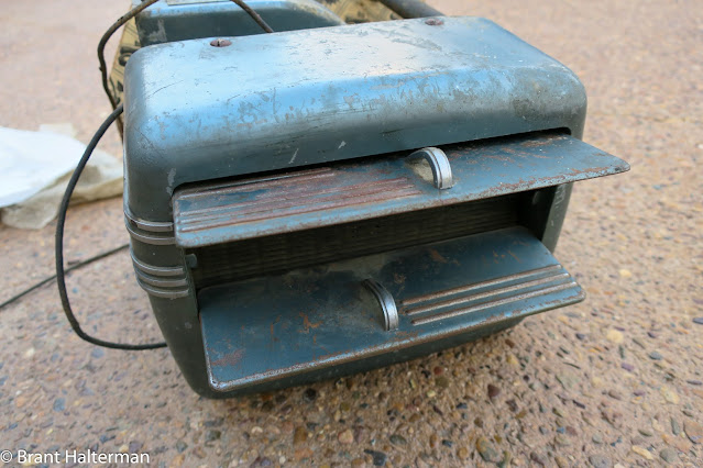 Heater added by previous owner