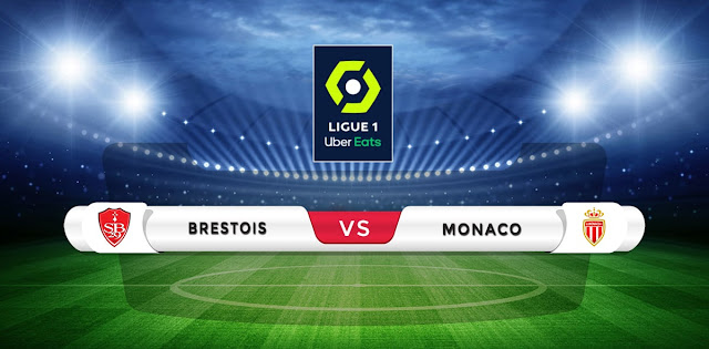 Brest vs Monaco – Highlights