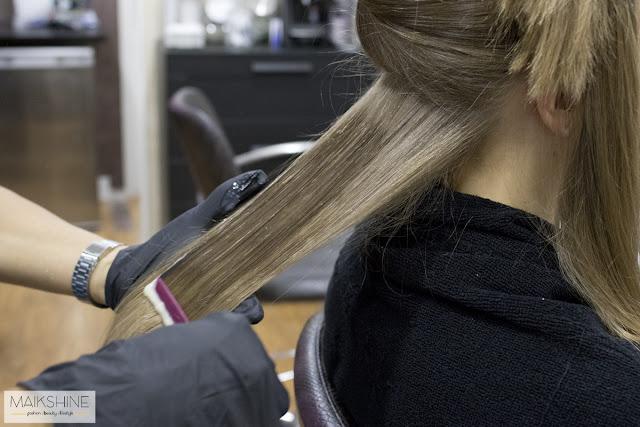 Alisado brasileño en Aquarela peluqueros