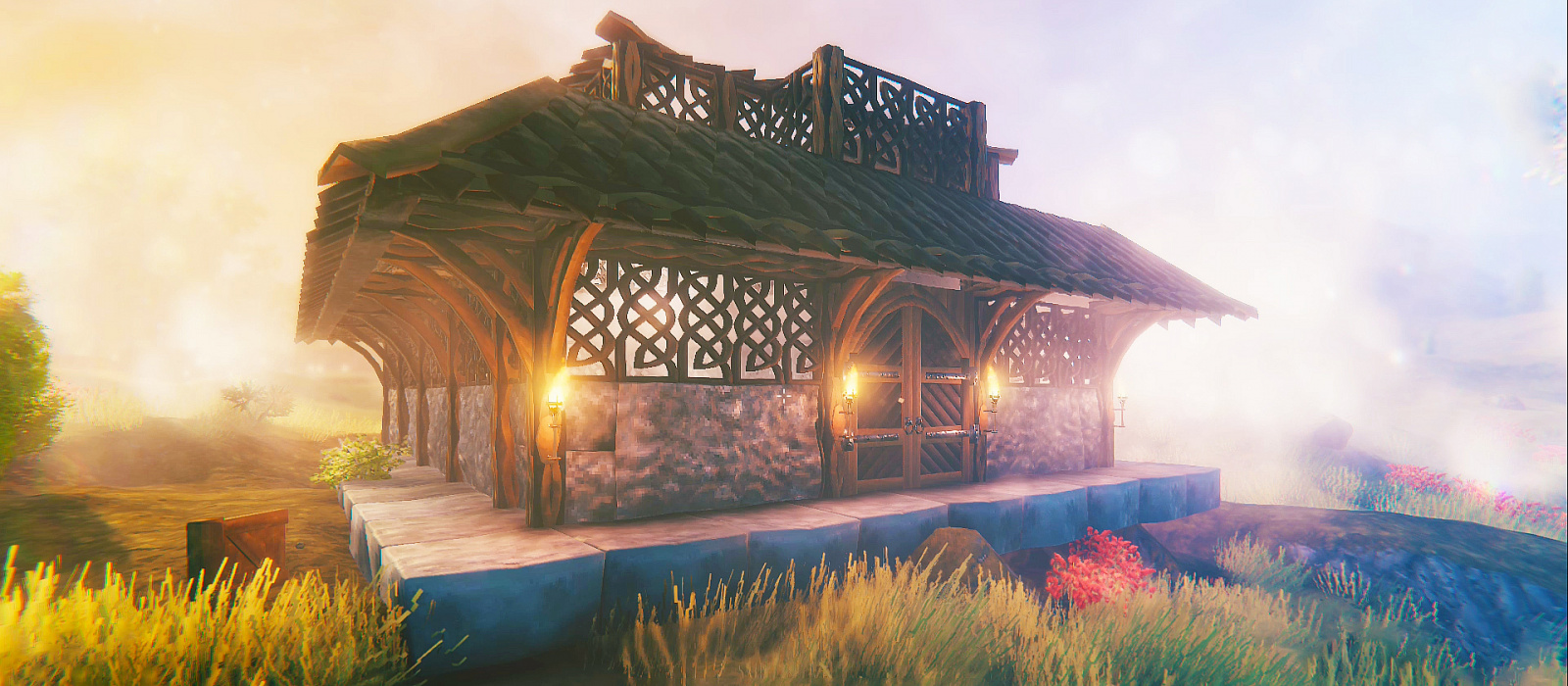 How to get new building items in Valheim Hearth & Home