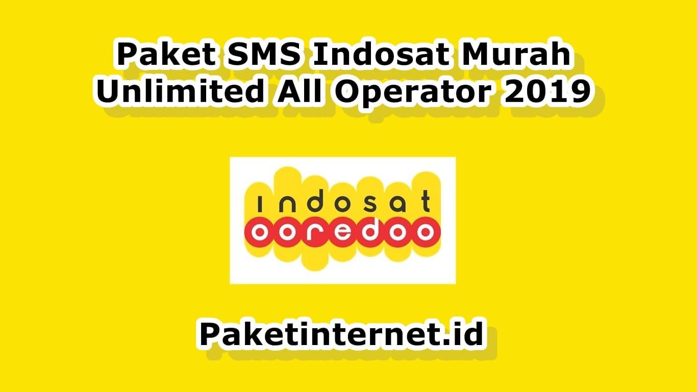 Paket SMS Indosat