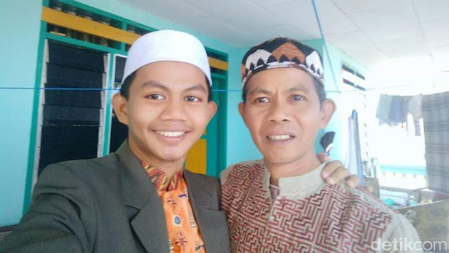 Ironi Ayah Hafiz Ditahan Polisi karena Tegur Pria Kencing di Tempat Wudu