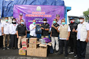 1667 KK di Aceh Tamiang Terendam Banjir, Pemerintah Aceh Salurkan Bantuan