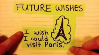 Activity: How to make wishes in English