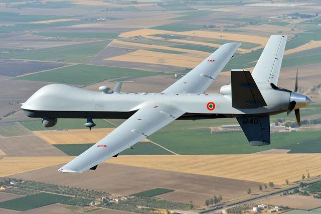 Ricostituito 61° Gruppo Volo Sigonella Predator