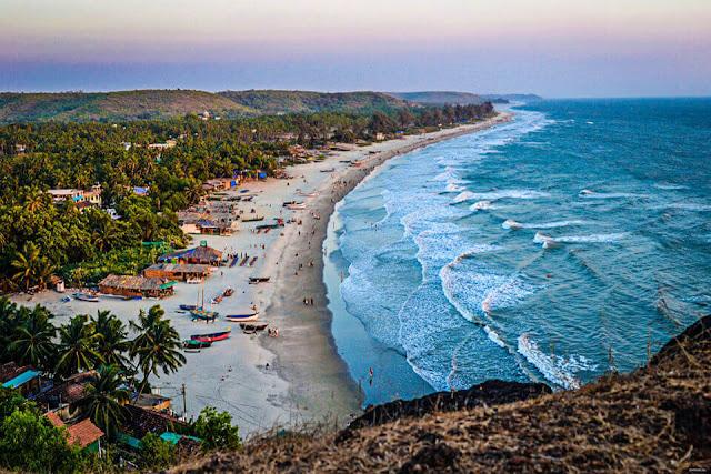 Arambol, Ấn Độ