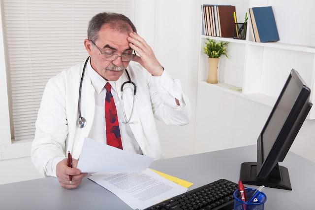 Physician burnout due to ehr design
