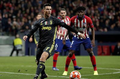 مشاهدة مباراة يوفنتوس وأتلتيكو مدريد بث مباشر اليوم 26-11-2019 في دوري ابطال اوروبا