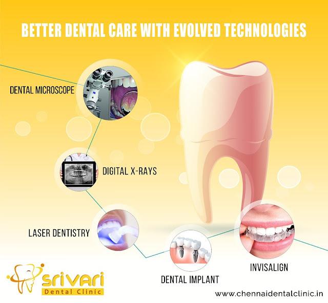 advanced dental care in chennai