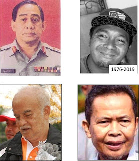 Dato Amir Hamzah, Dato Mohd Noor Abd Rani, Dato Maulud dan Pitt Cerita dari Lipis
