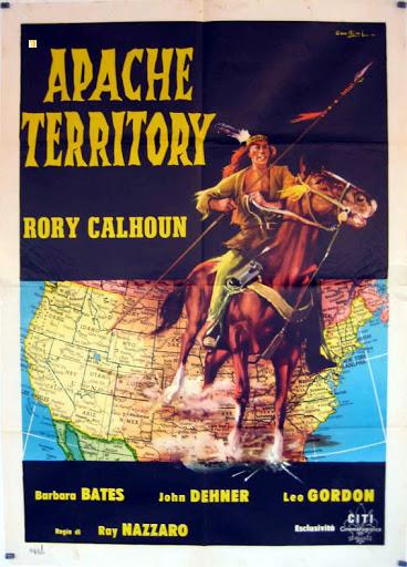 Apache Territory 1958