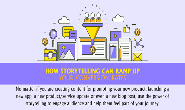 How Storytelling Can Ramp Up Your Conversion Rates